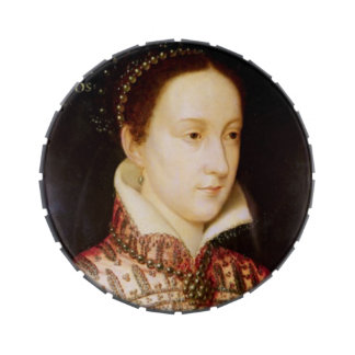 Mary Queen of Scots Tin Jelly Belly Tins