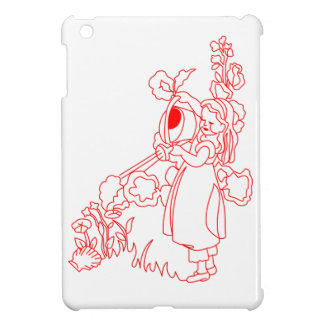 Mary Quite Contrary iPad Mini Cover