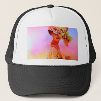 MARY QUITE CONTRARY.jpg Trucker Hat