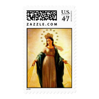 Mary_ratisbone Postage