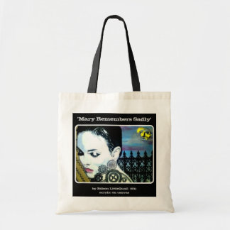 'Mary Remembers Sadly' Canvas Bag