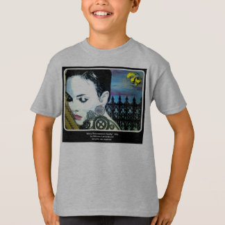'Mary Remembers Sadly' Kids T Shirt