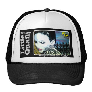 'Mary Remembers Sadly' Trucker Hat