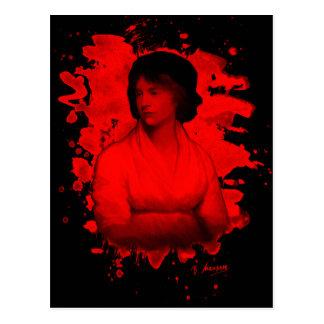 Mary Shelley (Wollstonecraft) tributes Postcard