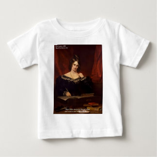 "Mary Shelly ""Love Never Seen"" Gifts & Cards Baby T-Shirt"
