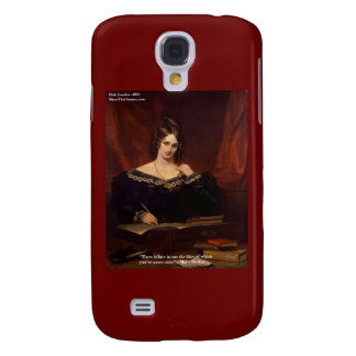 "Mary Shelly ""Love Never Seen"" Gifts & Cards Samsung Galaxy S4 Cover"