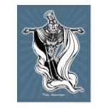 Mary Steam Virgin Post Card
