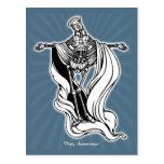 Mary Steam Virgin Postcard
