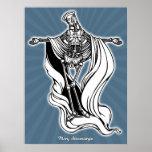 Mary Steam Virgin Poster