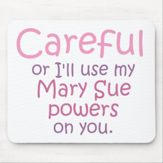 Mary Sue Powers Mouse Pad