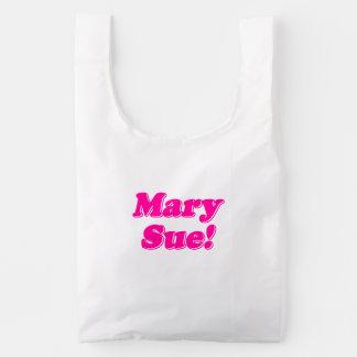 Mary Sue! Reusable Bag