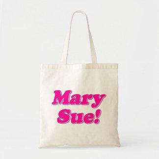 Mary Sue! Tote Bag