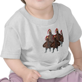 Mary Sue's Turkey Outfits T-shirt