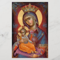 Mary - THEOTOKOS
