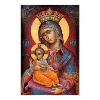 Mary - THEOTOKOS Stationery