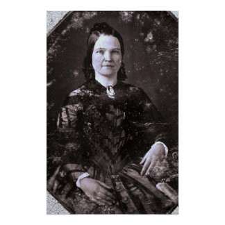 Mary Todd Lincoln Print
