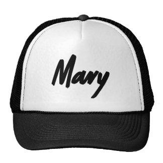 Mary Trucker Hat