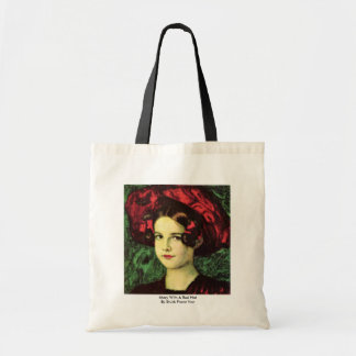 Mary With A Red Hat By Stuck Franz Von Tote Bag