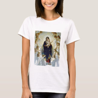Mary with Angels - Regina Angelorum T-Shirt