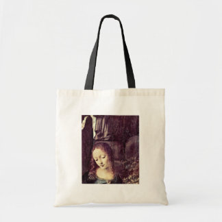 Mary With Christ Child St. John The Baptist As A Tote Bag
