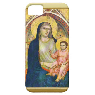 Mary with the child Jesus iPhone SE/5/5s Case