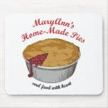 MaryAnn's Homemade Pies Mouse Mat