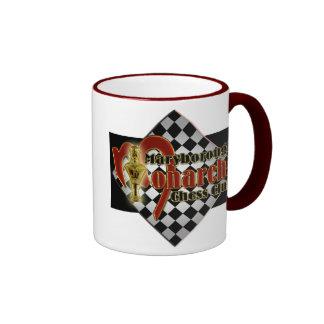Maryborough Monarchs Chess Club Coffee Mug