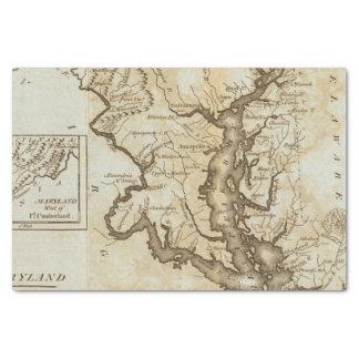 Maryland 4 tissue paper