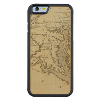 Maryland 5 carved® maple iPhone 6 bumper