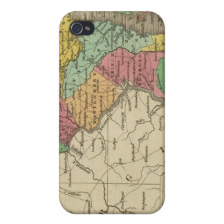 Maryland 5 iPhone 4/4S cover
