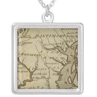 Maryland 5 personalized necklace