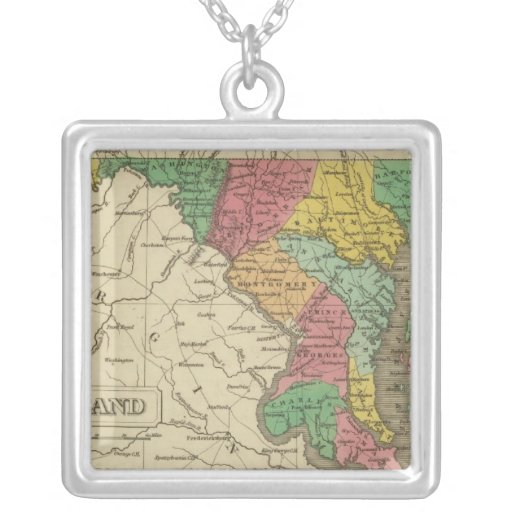 Maryland 5 necklaces