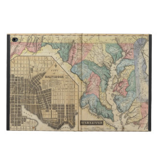 Maryland 8 powis iPad air 2 case