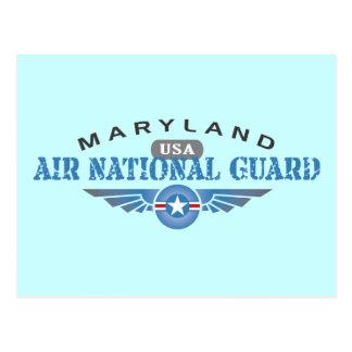 Maryland Air National Guard Postcard