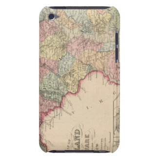 Maryland and Delaware 2 iPod Case-Mate Case