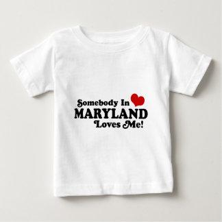 Maryland Baby T-Shirt