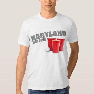 Maryland Beer Pong T-Shirt