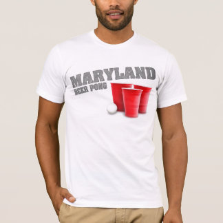 Maryland Beer Pong T-Shirt