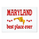 Maryland Best Personalized Invite