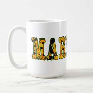 Maryland Black Eyed Susan Coffee Mug