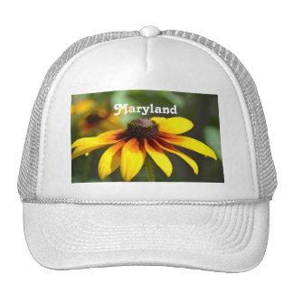 Maryland Black Eyed Susan Trucker Hats