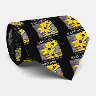 Maryland Black Eyed Susan Tie