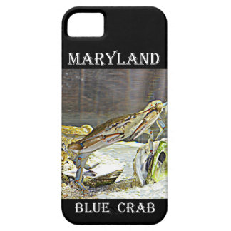 Maryland Blue Crab iPhone 5 Cases
