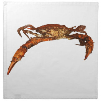 Maryland Blue Crab Cloth Napkin