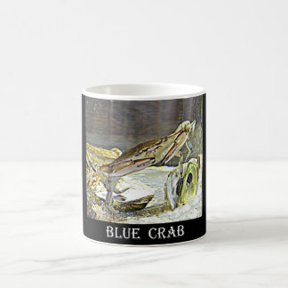 Maryland Blue Crab Coffee Mug