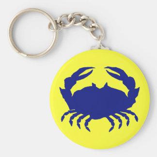 Maryland Blue Crab Key Chains