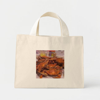Maryland Blue Crabs Mini Tote Bag