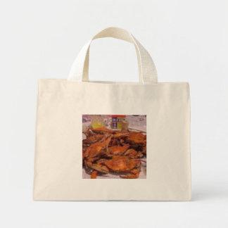 Maryland Blue Crabs Mini Tote Bag