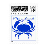Maryland Blue Crabs Postage Stamp STAMPS