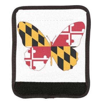 USA Themed Maryland Butterfly Handle Wrap